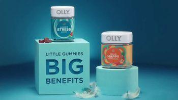 Olly Nutrition Goodbye Stress Gummies TV Spot, 'Calm the Chaos' - Thumbnail 9