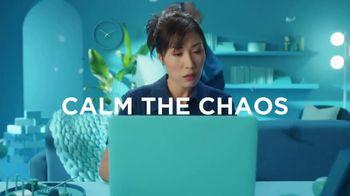 Olly Nutrition Goodbye Stress Gummies TV Spot, 'Calm the Chaos' - Thumbnail 3