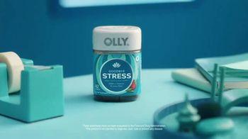 Olly Nutrition Goodbye Stress Gummies TV Spot, 'Calm the Chaos' - Thumbnail 6
