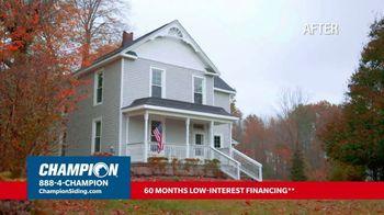 Champion Siding TV Spot, 'Transform Your Home: 30% Off Siding' - Thumbnail 2