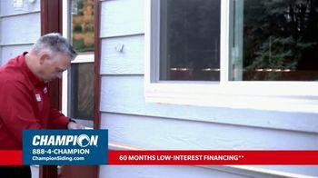 Champion Siding TV Spot, 'Transform Your Home: 30% Off Siding' - Thumbnail 7