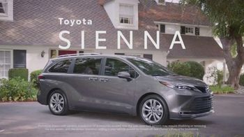 Toyota Sienna TV Spot, 'Can't Unsee That' [T1] - Thumbnail 1