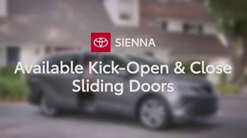 Toyota Sienna TV Spot, 'Can't Unsee That' [T1] - Thumbnail 6