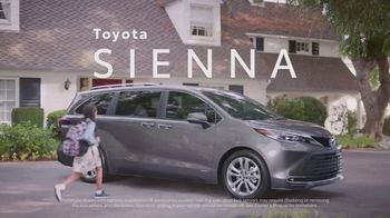 Toyota Sienna TV Spot, 'Can't Unsee That' [T1] - Thumbnail 2