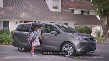 Toyota Sienna TV Spot, 'Can't Unsee That' [T1] - Thumbnail 5