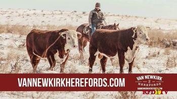 Van Newkirk Herefords TV Spot, '48th Annual Sale' - Thumbnail 6
