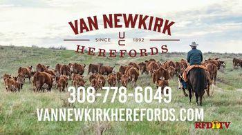 Van Newkirk Herefords TV Spot, '48th Annual Sale' - Thumbnail 7