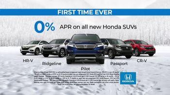 Honda TV Spot, 'A Message from Winter' [T2] - Thumbnail 3
