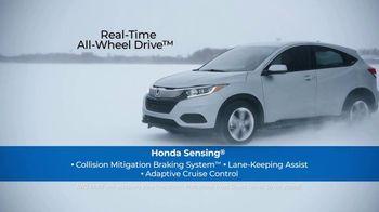 Honda TV Spot, 'A Message from Winter' [T2] - Thumbnail 5