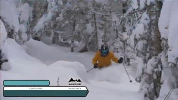 SnoCountry TV Spot, 'Snow Report: Feeling and Looking' - Thumbnail 2