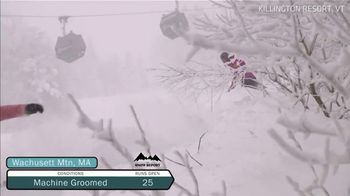 SnoCountry TV Spot, 'Snow Report: Feeling and Looking' - Thumbnail 6