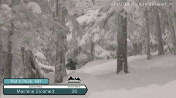 SnoCountry TV Spot, 'Snow Report: Feeling and Looking' - Thumbnail 7