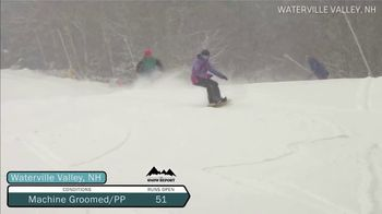 SnoCountry TV Spot, 'Snow Report: Feeling and Looking' - Thumbnail 8
