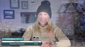 SnoCountry TV Spot, 'Snow Report: Feeling and Looking' - Thumbnail 9