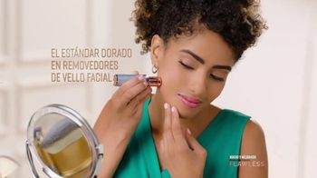 Finishing Touch Flawless TV Spot, 'Nuevo y mejorado' [Spanish]