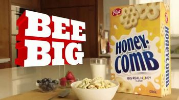 Honey-Comb TV Spot, 'Bee Big' Featuring Terry Crews - Thumbnail 9