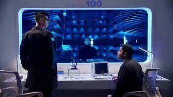 Head & Shoulders TV Spot, 'Oscuridad al 100' [Spanish]