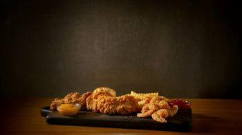 Church's Chicken Restaurants Texas Tenders 'N Shrimp TV Spot, 'No Compromise' - Thumbnail 7