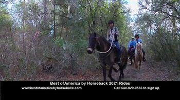Best of America by Horseback TV Spot, '2021 Events'