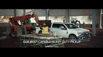 Ford TV Spot, 'Because of This: Trucks' [T1] - Thumbnail 2