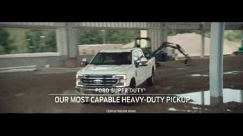 Ford TV Spot, 'Because of This: Trucks' [T1] - Thumbnail 3