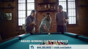 USAA TV Spot, 'I Switched: Free Tumbler'
