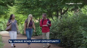 Liberty University TV Spot, 'Middle America Scholarship Opportunity' - Thumbnail 3