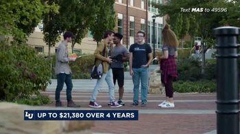 Liberty University TV Spot, 'Middle America Scholarship Opportunity' - Thumbnail 6