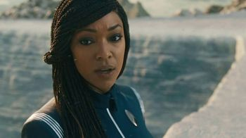 Paramount+ TV Spot, 'Expedition: Ice Bridge Crack' Ft. Sonequa Martin-Green, Jeff Probst, Shemar Moore