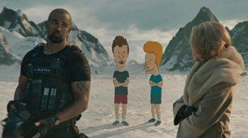 Paramount+ TV Spot, 'Expedition: Ice Bridge Crack' Ft. Sonequa Martin-Green, Jeff Probst, Shemar Moore - Thumbnail 5
