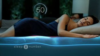 Ultimate Sleep Number Event TV Spot, 'Save up to $800' Featuring Travis Kelce - Thumbnail 5