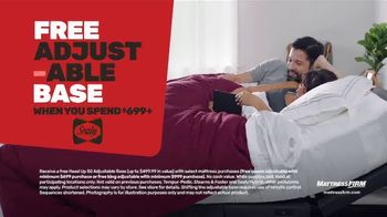Mattress Firm Presidents Day Sale TV Spot, 'King for the Price of a Queen' - Thumbnail 5