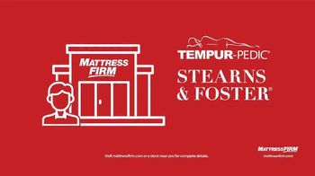 Mattress Firm Presidents Day Sale TV Spot, 'King for the Price of a Queen' - Thumbnail 9