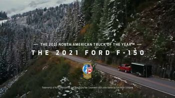 2021 Ford F-150 TV Spot, 'Brand New Tough' [T1] - 201 commercial airings