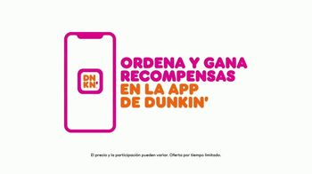 Dunkin' Cafe Extra Charged TV Spot, 'Ritmo' [Spanish] - Thumbnail 7