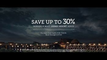 Disney World TV Spot, 'Stay in the Magic: Save 30%' - Thumbnail 8