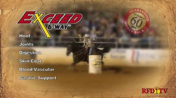 United Vet Equine Exceed 6-Way TV Spot, 'Introductory Offer' - Thumbnail 2