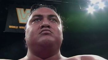 WWE Network TV Spot, 'Icons: Yokozuna'