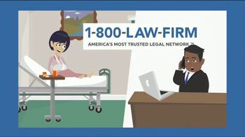 1-800-LAW-FIRM TV Spot, 'Don't Be Confused About Your Rights' - Thumbnail 7