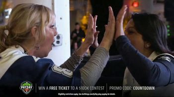 DraftKings Big Play Payday TV Spot, 'NFL Week 13: Cowboys vs. Ravens' - 2 commercial airings