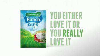 Hidden Valley Ranch Dips TV Spot, 'Guests First' - Thumbnail 10