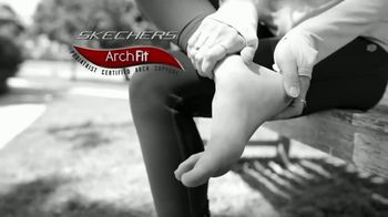 SKECHERS Arch Fit TV Spot, 'Podiatrist Certified Arch Support' - Thumbnail 3