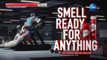 Old Spice TV Spot, 'Unstoppable' Featuring Derrick Henry