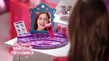 Be Inspired Ultimate Makeup Designer and Glitter Makeover Studio TV Spot, 'Ultimate' - Thumbnail 2