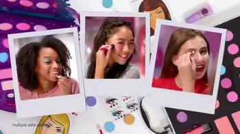 Be Inspired Ultimate Makeup Designer and Glitter Makeover Studio TV Spot, 'Ultimate' - Thumbnail 7