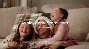 Ashley HomeStore TV Spot, 'Holidays: Limited Time: 40%' - Thumbnail 8