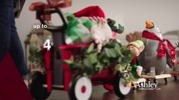 Ashley HomeStore TV Spot, 'Holidays: Limited Time: 40%' - Thumbnail 2