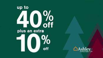 Ashley HomeStore TV Spot, 'Holidays: Limited Time: 40%' - Thumbnail 4