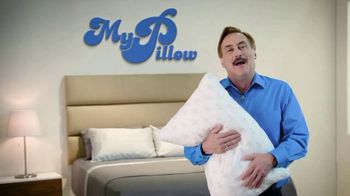 My Pillow Premium TV Spot, 'Mike's Best Offer Ever' - 692 commercial airings
