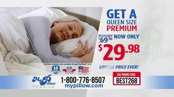 My Pillow Premium TV Spot, 'Mike's Best Offer Ever' - Thumbnail 5